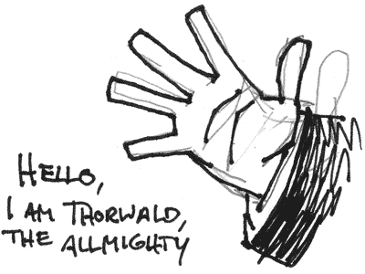 thorvald drawing